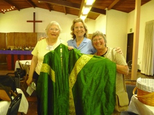 green_vestment