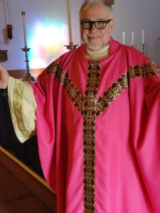 red_chasuble